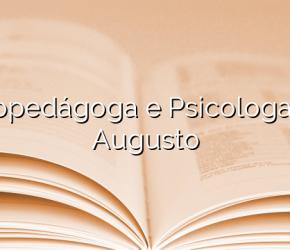 Psicopedágoga e Psicologa Taís Augusto
